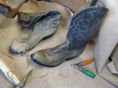 Roundy Boots- Services & Repairs